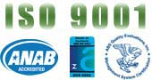 Certificado de qualidade ISO-9001
