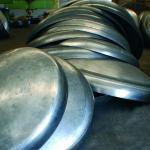 Calotas para vasos de pressão